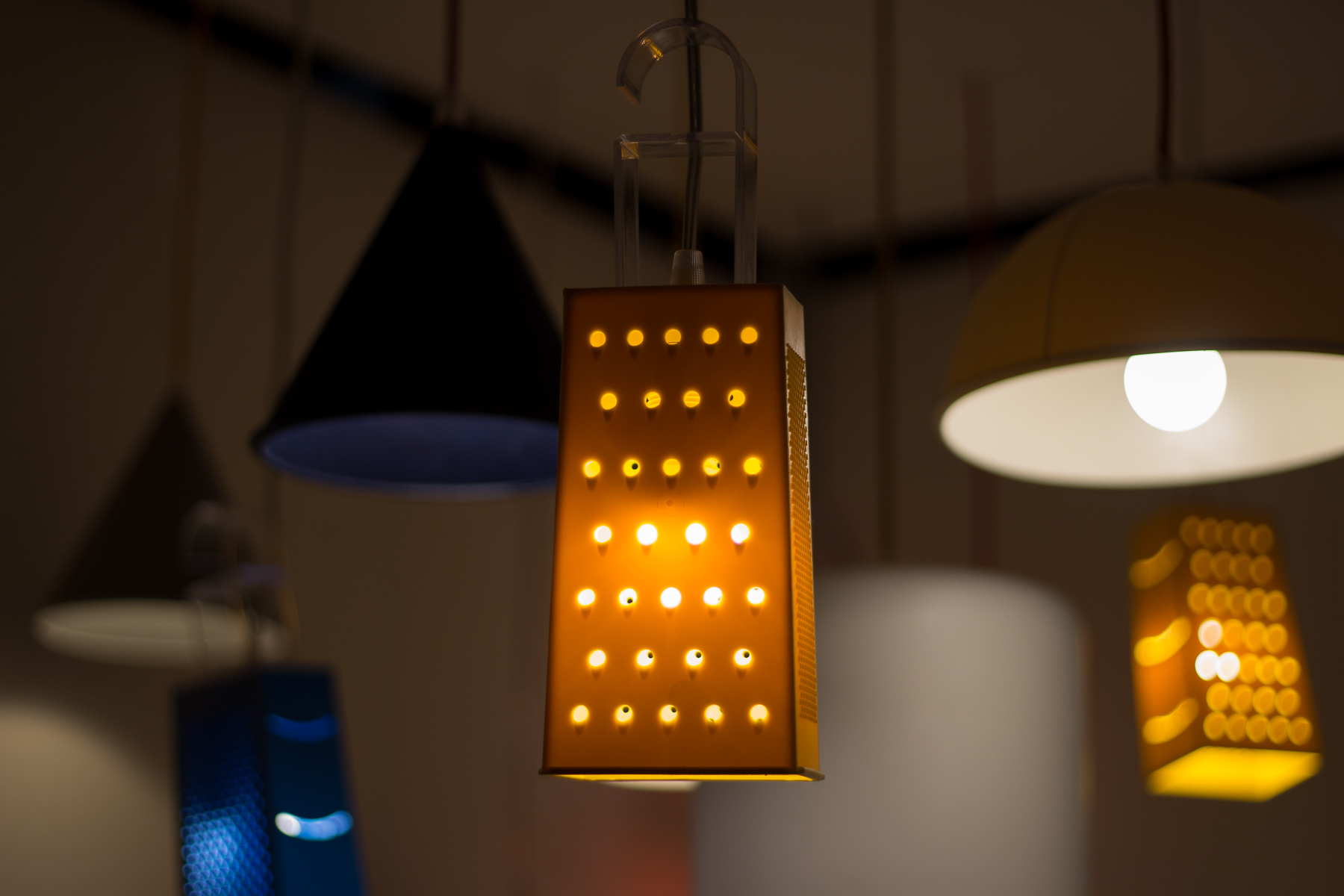 The Coolest Lightning trends spotted on the London Design Fair - wanna stay on trend with your lights? Read this!