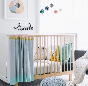 Discover 5 Easy steps to help you start off with your baby room design. You can also download my Dream Nursery Design Guide to guide you through my step-by-step process that will help you to achieve the Scandi look & style you're aiming for in your children's rooms