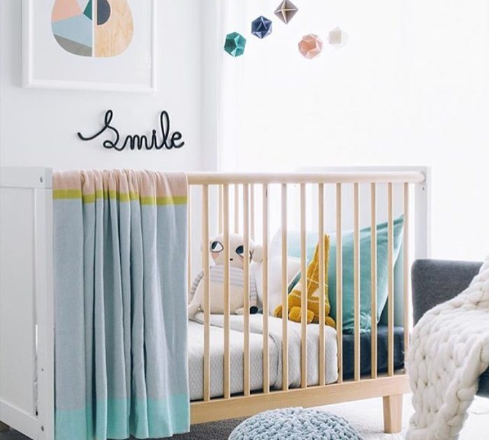 5 Easy steps to help you start off with your baby room design