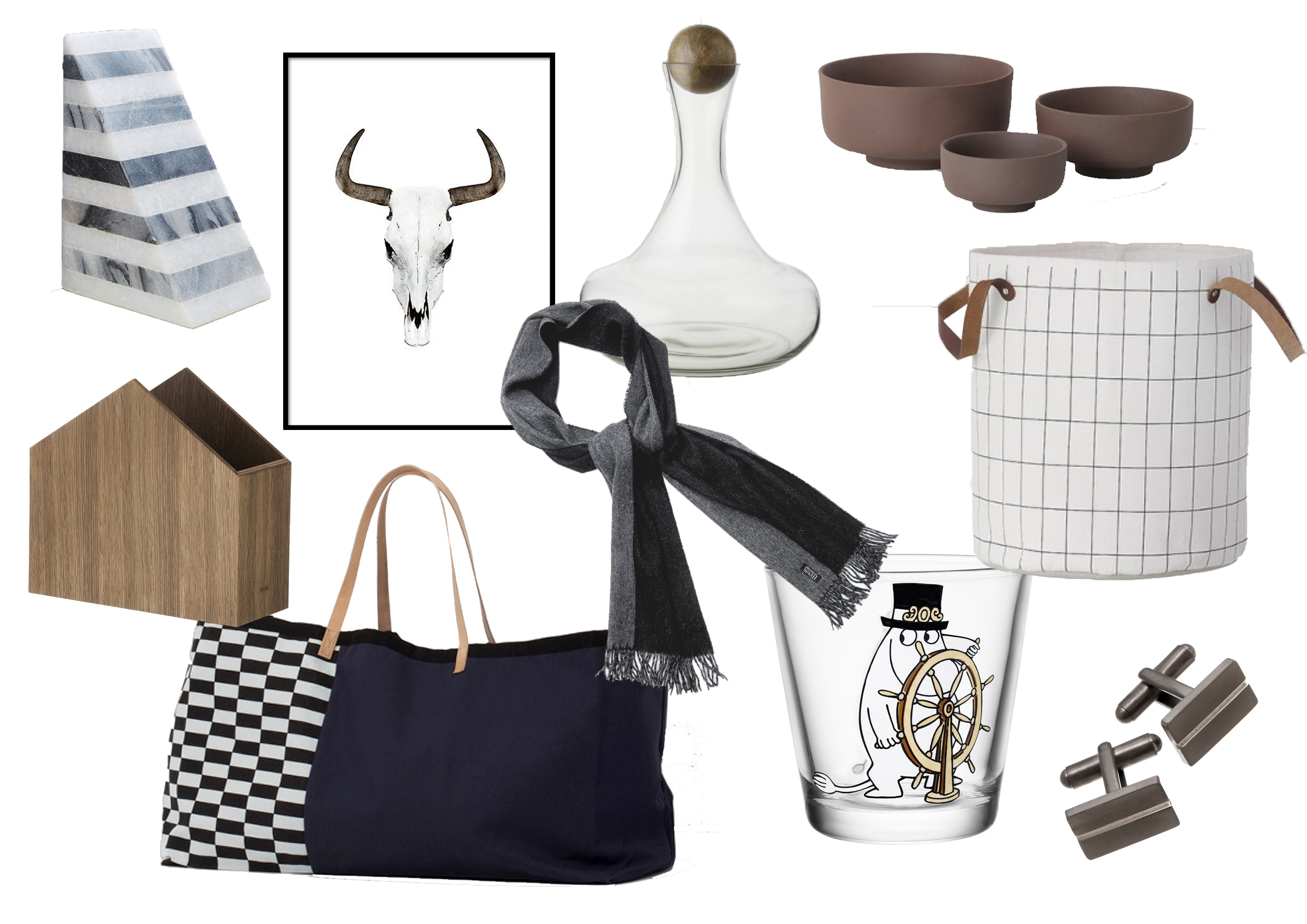 A Christmas gift list for Scandinavian Style lovers. Don't panic if you left the Xmas gift to the last minute - here's a gift list that can save the day.v