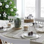 Xmas Table Setting Ideas
