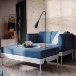 Tom Dixon creates Delaktig modular bed and sofa for IKEA