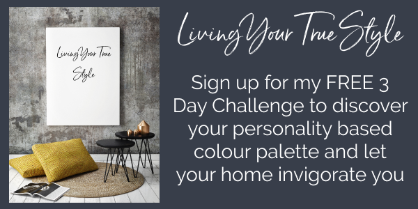 Living Your True Style Challenge with Erika Interiors