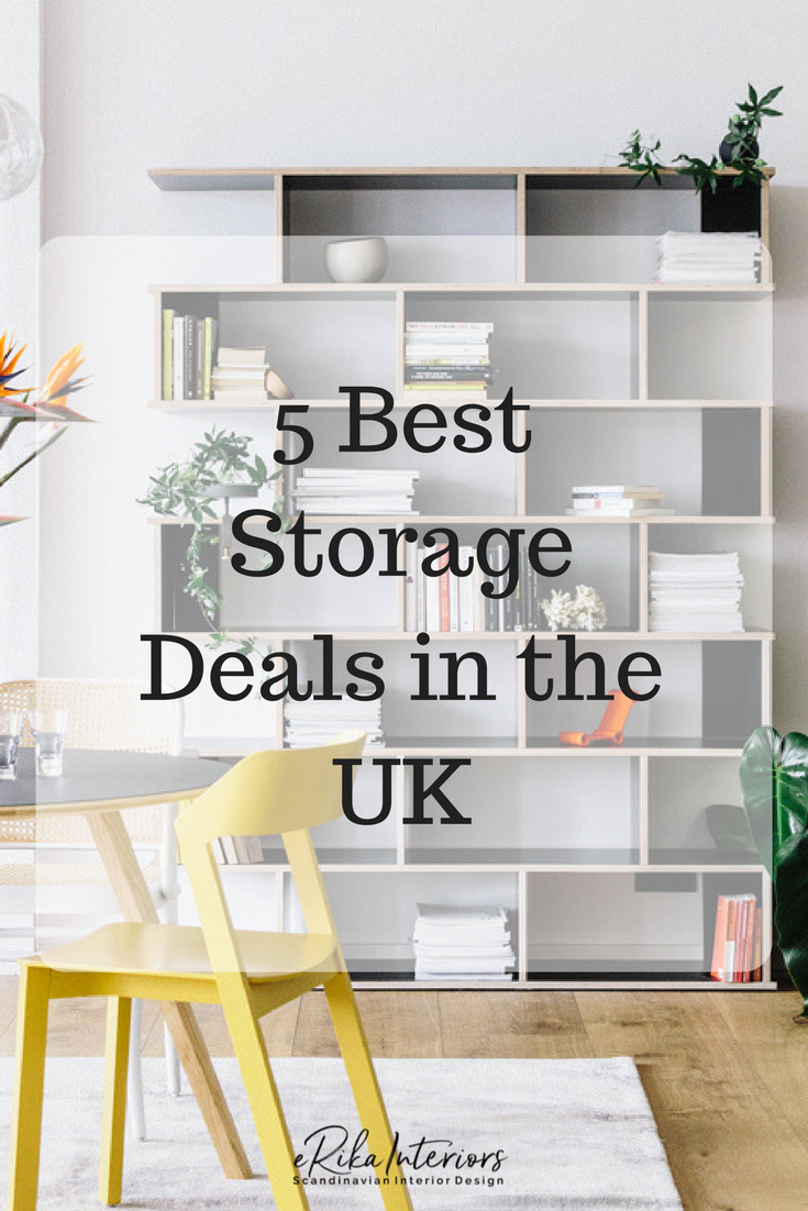 The 5 best home storage deals this January if you're after new storage solutions for your home. Upgrade, get organised & save money this winter.